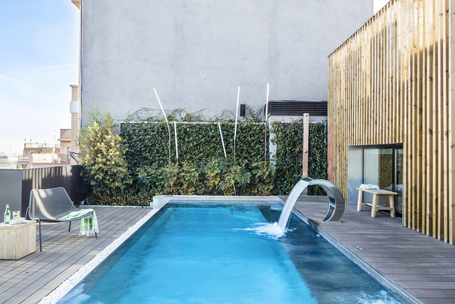 Apartamento con servicios de alto standing en Barcelona