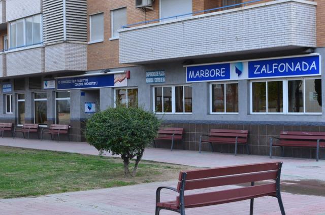 GRUPO MARBORE ZALFONADA