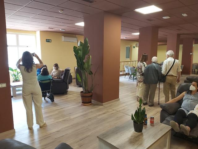 Láurea, centro de día para mayores. Distrito de Salamanca de Madrid