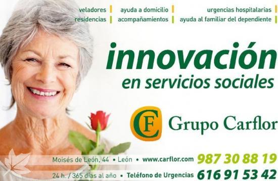Gestión gratuita  Servicio de Ayuda a domicilio.