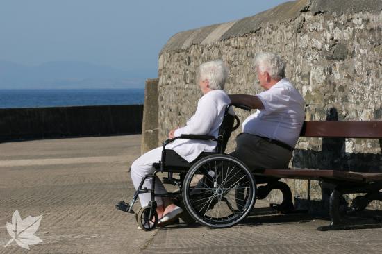 Cuidado de ancianos en Barcelona