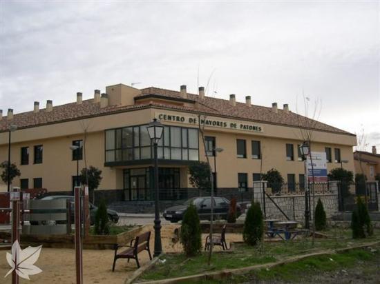 Centro de Mayores AMAVIR de Patones