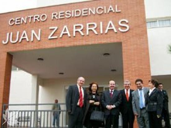 Residencia Juan Zarrías