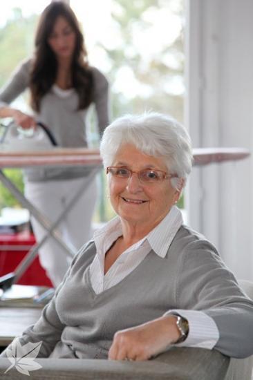 Assistència a persones grans i amb dependència.