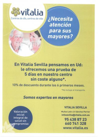 VITALIA SEVILLA